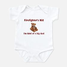 Firefighter Onesie
