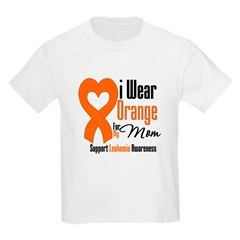 Leukemia Mom T-Shirt