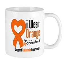 Leukemia Husband Mug