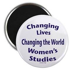"""Women's Studies 2.25"""" Magnet (10 pack)"""