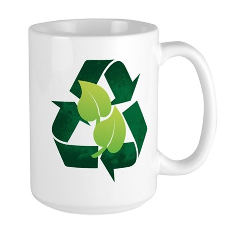 Recycle Large Mug