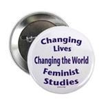 "2.25"" Feminist Studies Button"