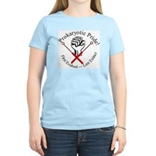 Prokaryotic Pride Women's Pink T-Shirt