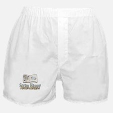 Scrap Happy Boxer Shorts
