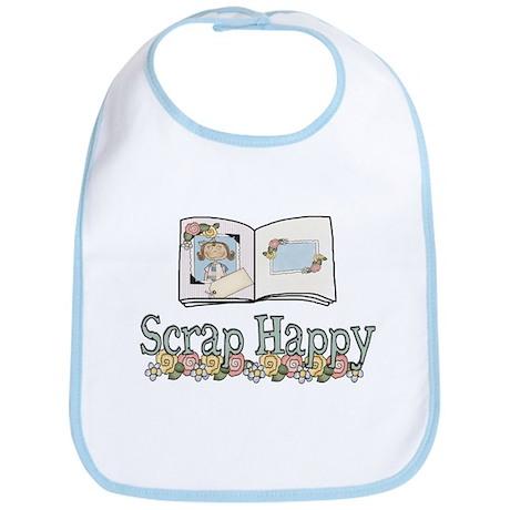 Scrap Happy Bib