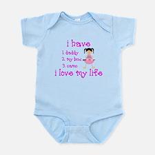 Love My Life Infant Bodysuit