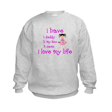 Love My Life Kids Sweatshirt