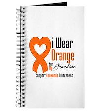 Leukemia Grandson Journal