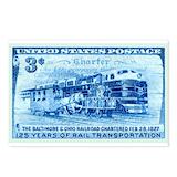 Trains Postcards