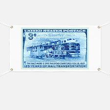 Unique Trains Banner