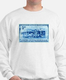 Cool Stamping Sweatshirt