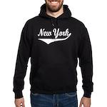 New York Hoodie (dark)