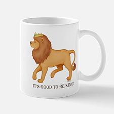 King Lion Mug