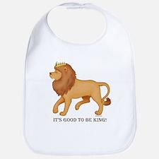King Lion Bib