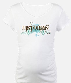 Cool Blue Historian Shirt