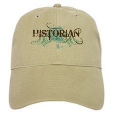 Cool Blue Historian Baseball Cap