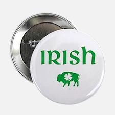 """Buffalo Irish 2.25"""" Button"""