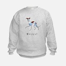 Whippet Illustration Sweatshirt