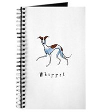 Whippet Illustration Journal