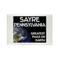 sayre pennsylvania - greatest place on earth Recta