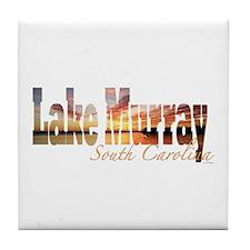 Lake Murray Tile Coaster
