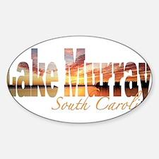 Lake Murray Oval Decal