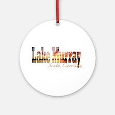 Lake Murray Ornament (Round)