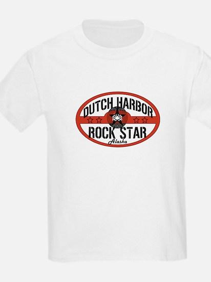 Dutch Harbor Rock Star T-Shirt