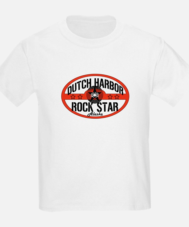 Dutch Harbor Rock Star T-Shirt