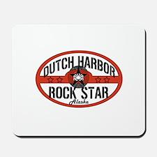 Dutch Harbor Rock Star Mousepad