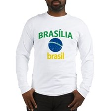 Brasilia Long Sleeve T-Shirt