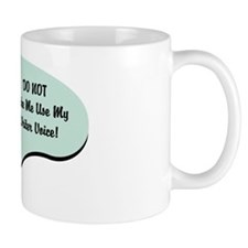 Writer Voice Mug
