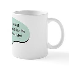 Writer Voice Small Mug