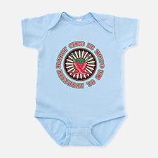 Happy Cinco de Mayo Birthday to Me Infant Bodysuit