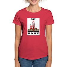 Oil Babe Tee,Rig Wife,Oil