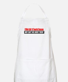 Tourist Season BBQ Apron