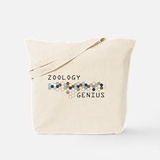 Zoology Genius Tote Bag