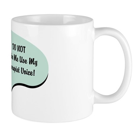 Therapist Voice Mug