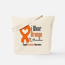 Leukemia Grandma Tote Bag