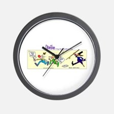 Funny Comic strips Wall Clock