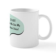 Tattooer Voice Small Mug