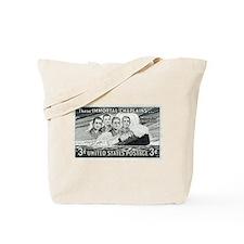 Cute Priest Tote Bag