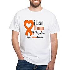 Leukemia Grandfather Shirt