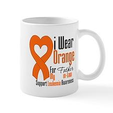 Leukemia Father-in-Law Mug