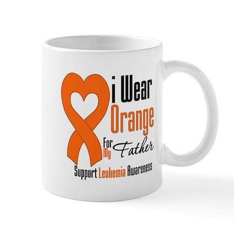 Leukemia Father Mug