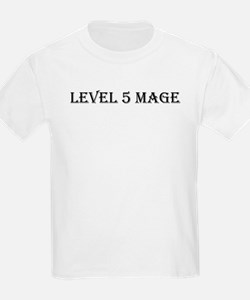 Level 5 Mage T-Shirt