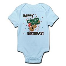 Happy Cinco de Mayo Birthday Infant Bodysuit