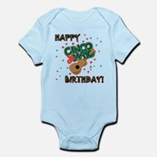 Happy Cinco de Mayo Birthday Infant Bodysuit