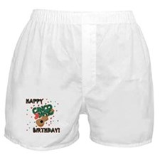 Happy Cinco de Mayo Birthday Boxer Shorts