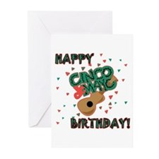 Happy Cinco de Mayo Birthday Greeting Cards (Pk of